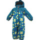 Color Kids Karlo Mini Padded Coverall Kids Deep Lagoon